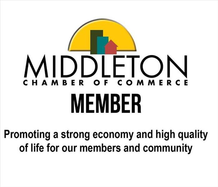 Proud Member of the Middleton Chamber of Commerce