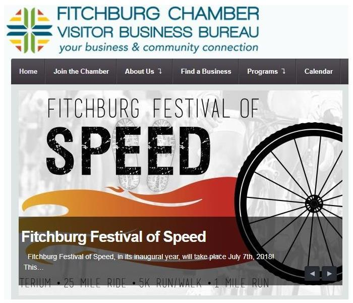 Proud Member of the Fitchburg Chamber of Commerce