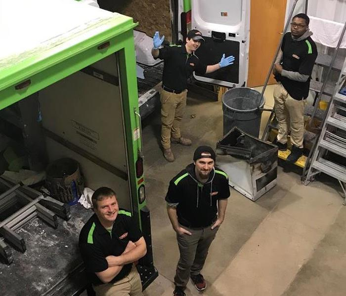 Our Awesome Service Technicians!