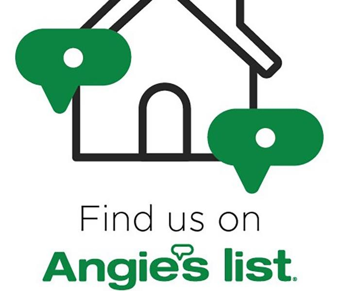 angies list find us logo