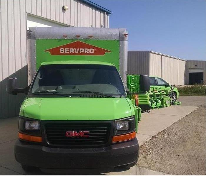 Why SERVPRO Putting You Back in Control - Why Choose SERVPRO of Dane County West