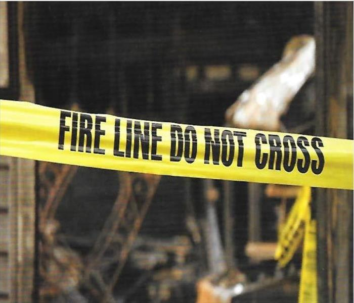 Fire Damage October is Fire Prevention Month