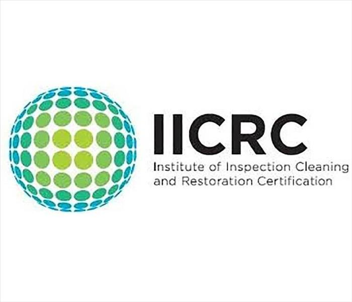 Commercial The Institute of Inspection, Cleaning and Restoration Certification (IICRC)