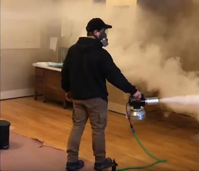 Fire Damage Thorough Sanitizing Brings Your Property back to its Pre-Loss Condition